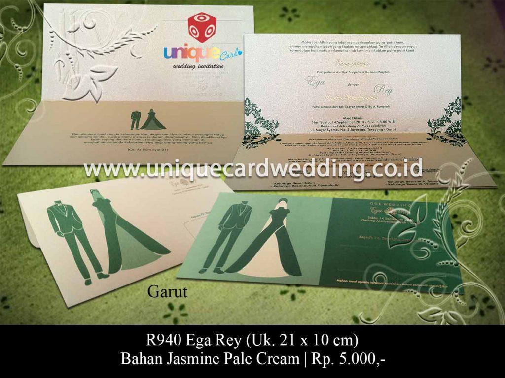 undangan pernikahan-Ega Rey