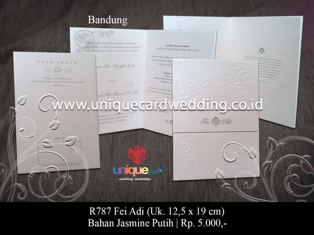 undangan pernikahan-Fei Adi