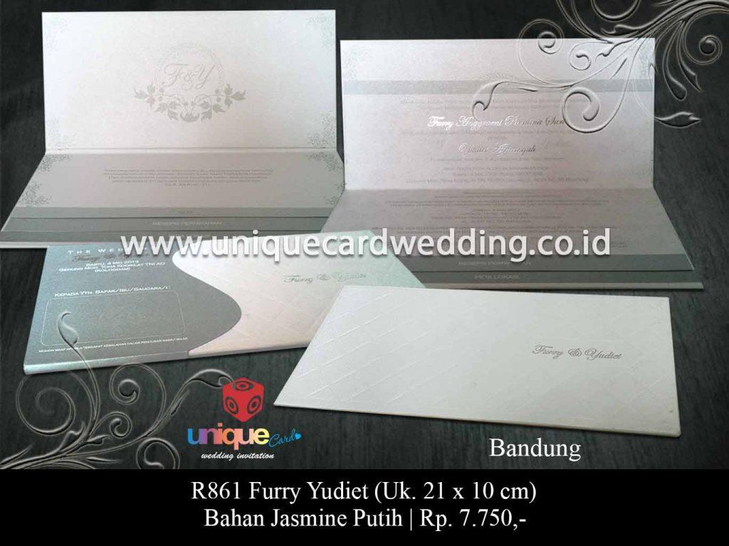 undangan pernikahan-Furry Yudiet