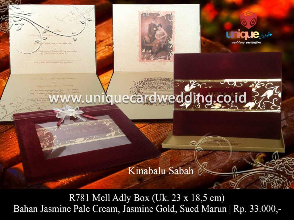 undangan pernikahan-Mell Adly