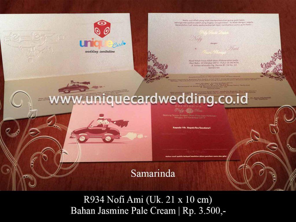 undangan pernikahan-Novi Ami