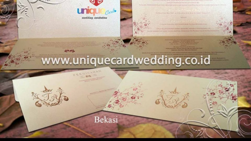 undangan pernikahan-Tiwi Adi