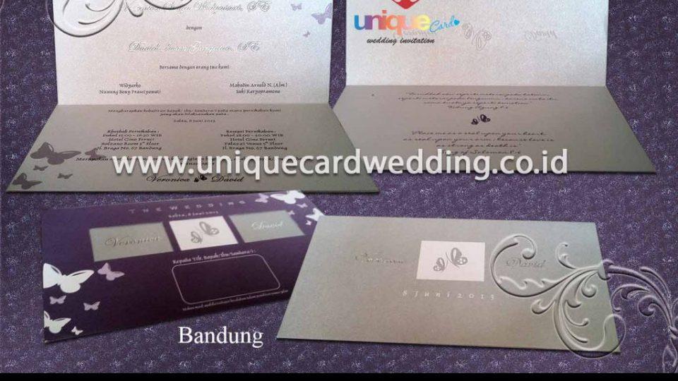 undangan pernikahan-Veronica David