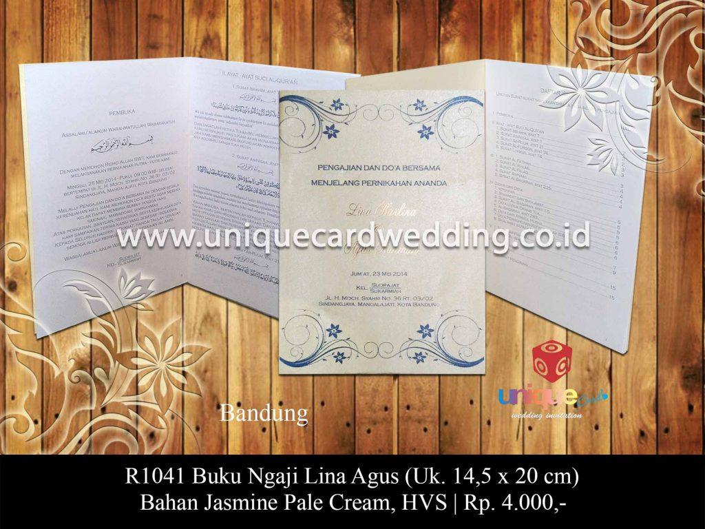 Buku Ngaji Lina Agus