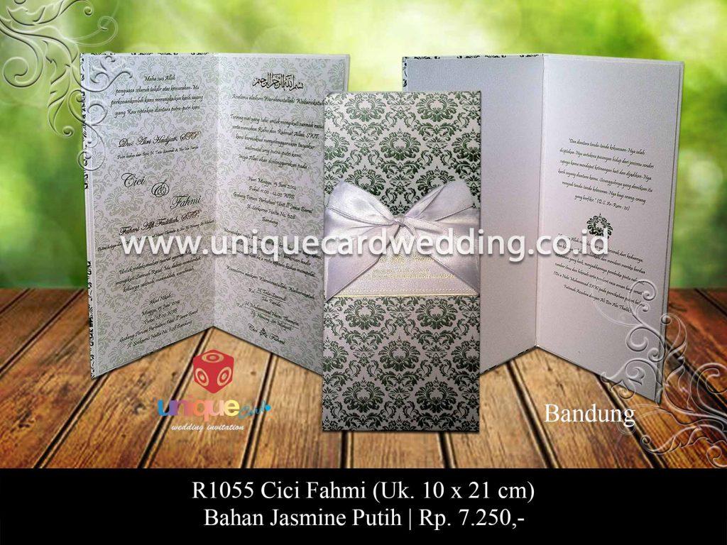 undangan pernikahan-Cici Fahmi