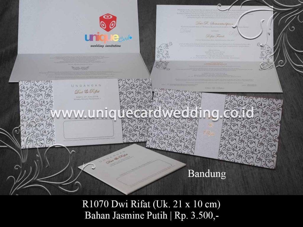 undangan pernikahan-Dwi Rifat
