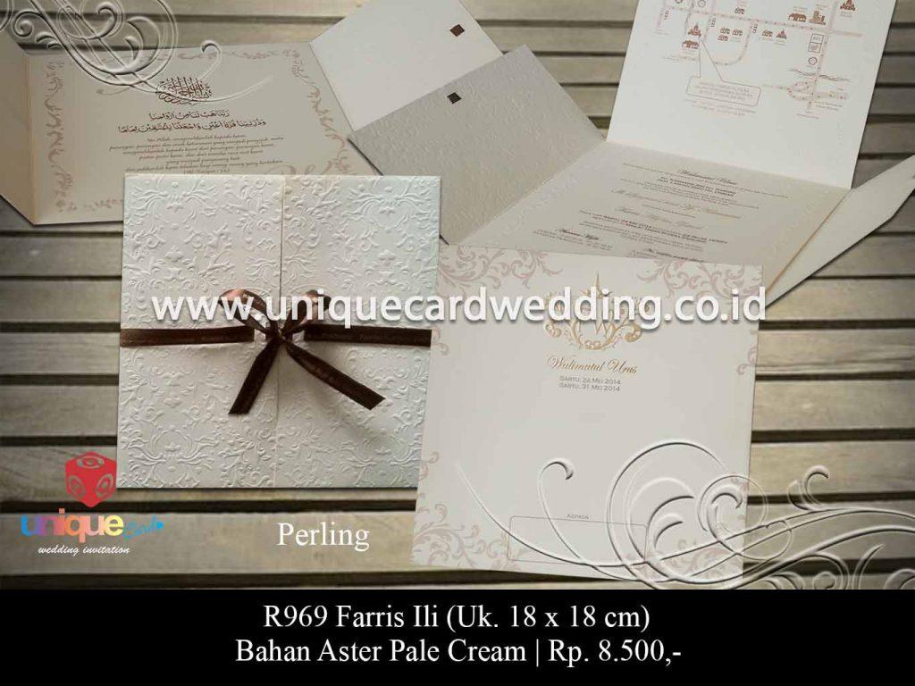 undangan pernikahan-Farris Ili