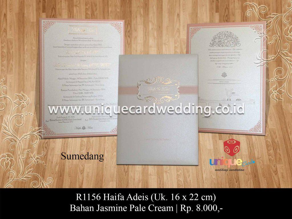 undangan pernikahan-Haifa Adeis
