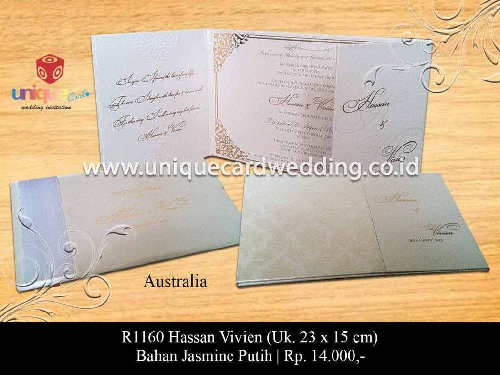 undangan pernikahan-Hassan Vivien