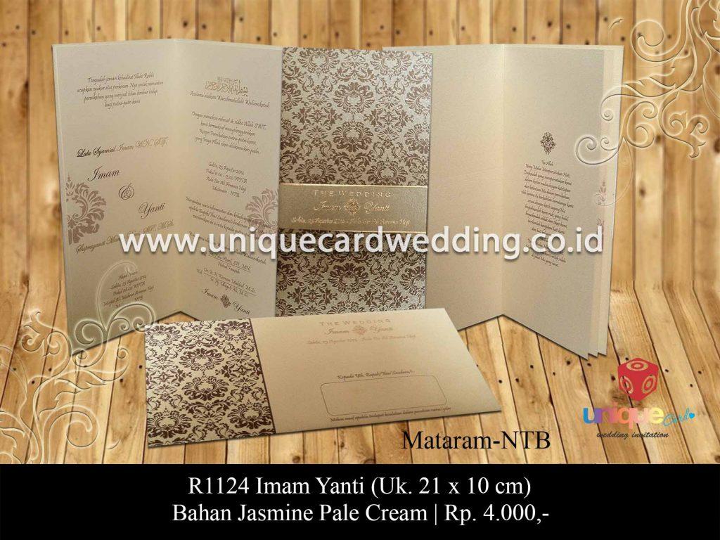 undangan pernikahan-Imam Yanti