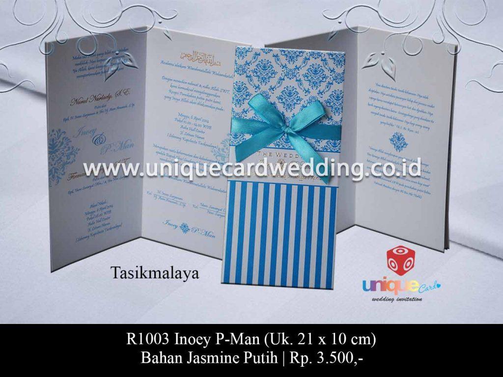 undangan pernikahan-Inoey P-Man