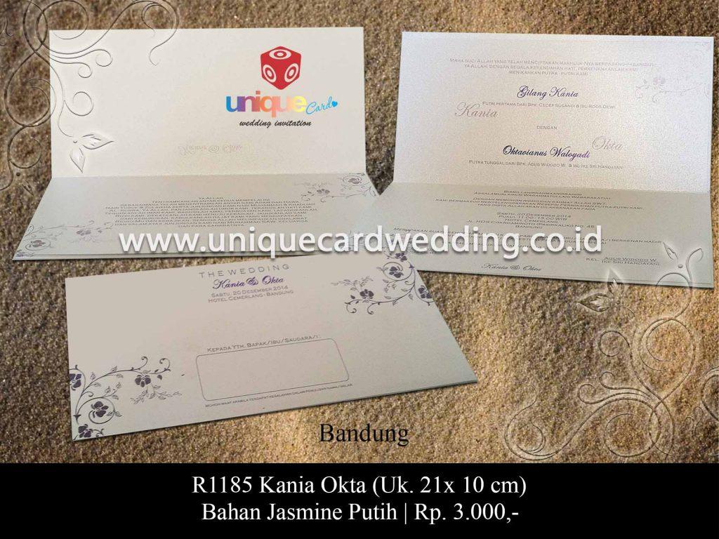 undangan pernikahan-Kania Okta