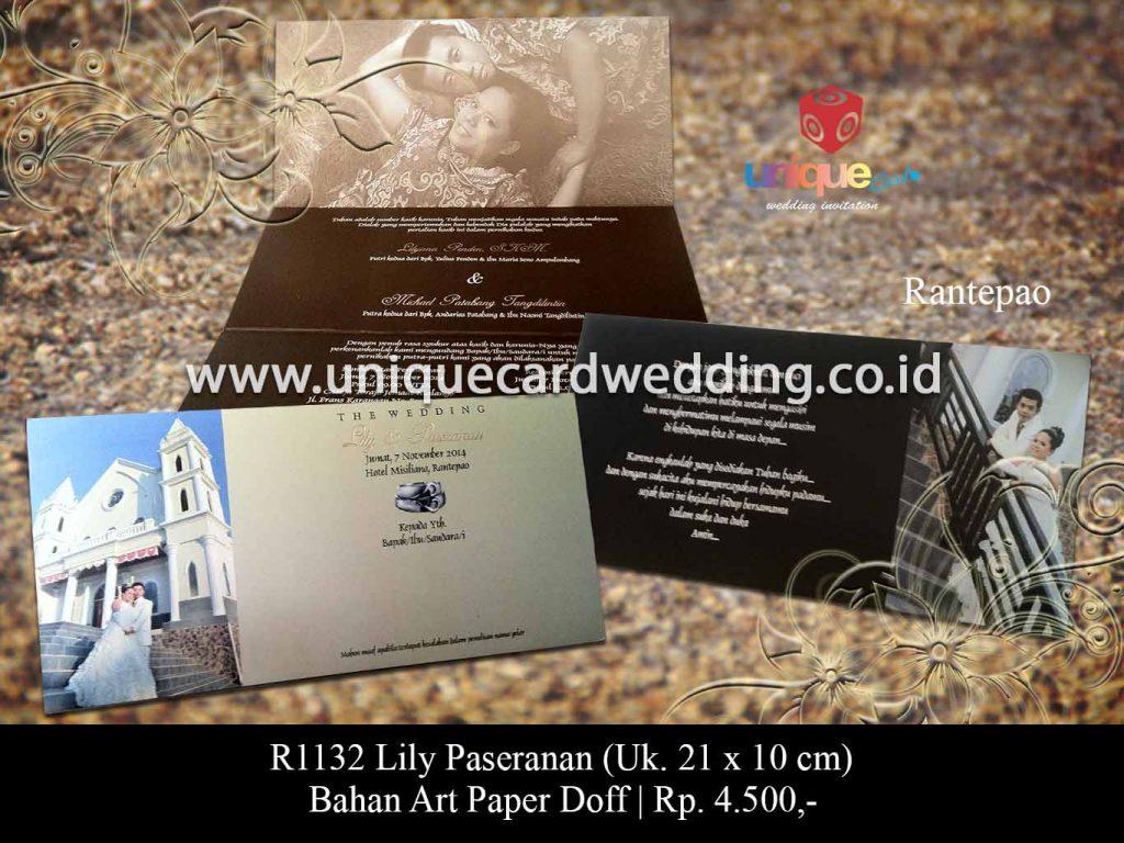 undangan pernikahan-Lili Paseranan