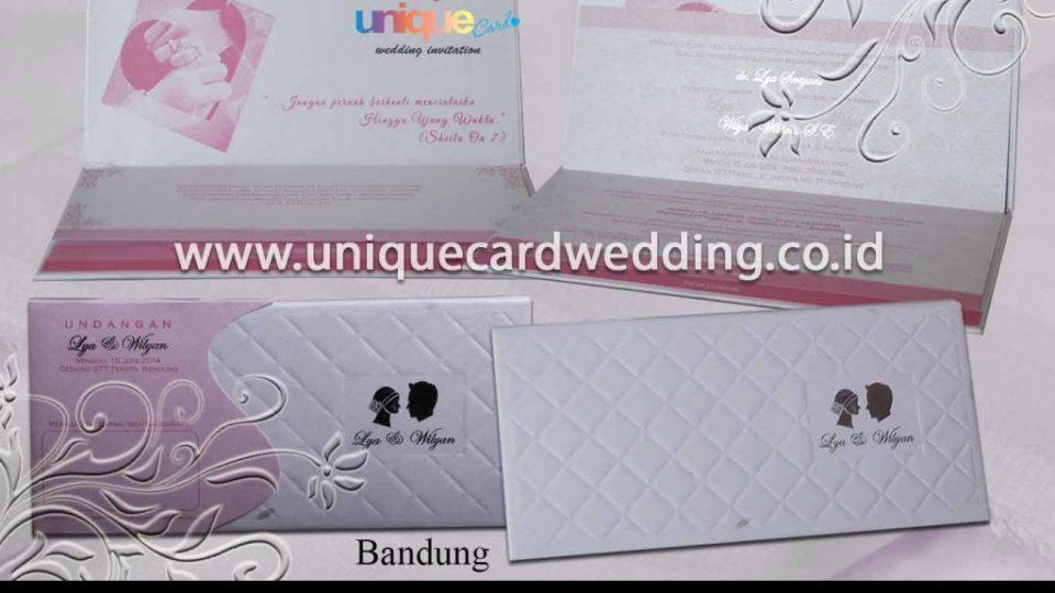 undangan pernikahan-Lya Wilyan