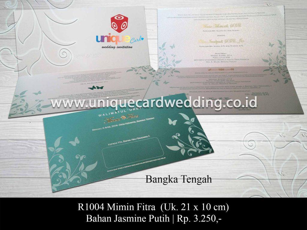 undangan pernikahan-Mimin Fitra SC