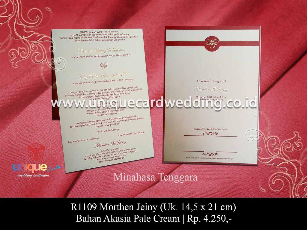 undangan pernikahan-Morthen Jeiny 14,5 x 21