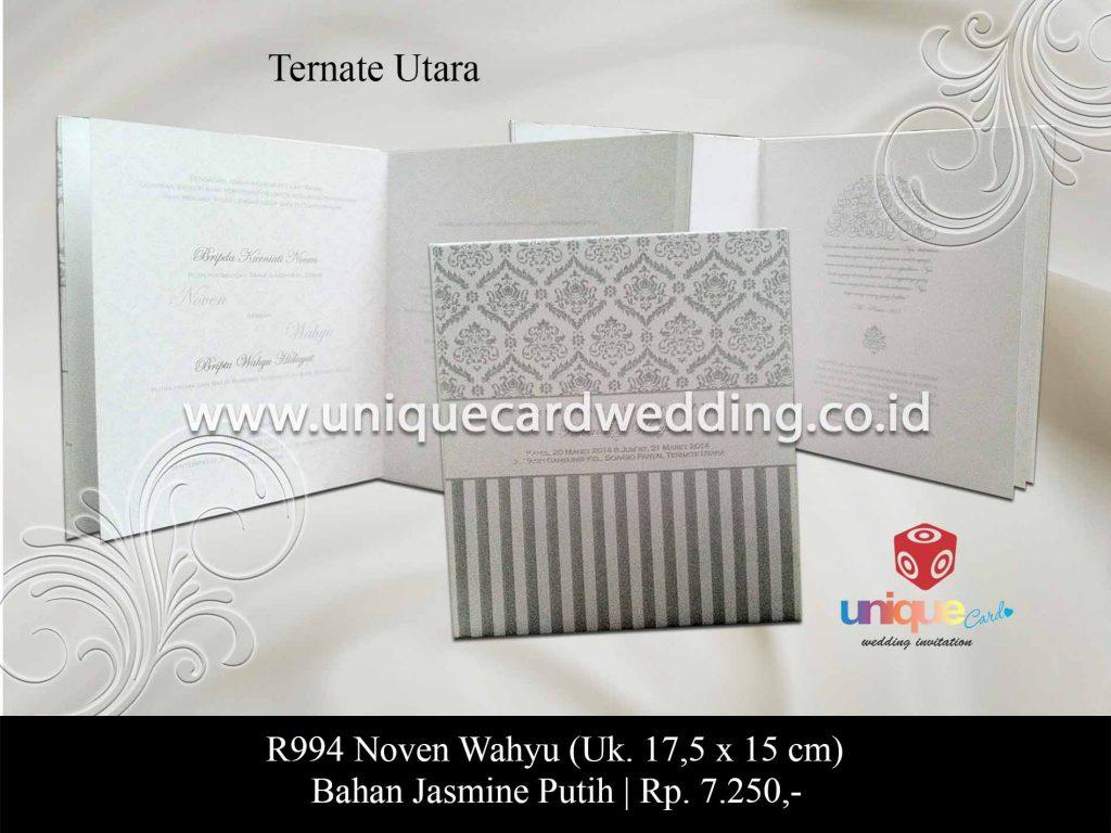 undangan pernikahan-Noven Wahyu