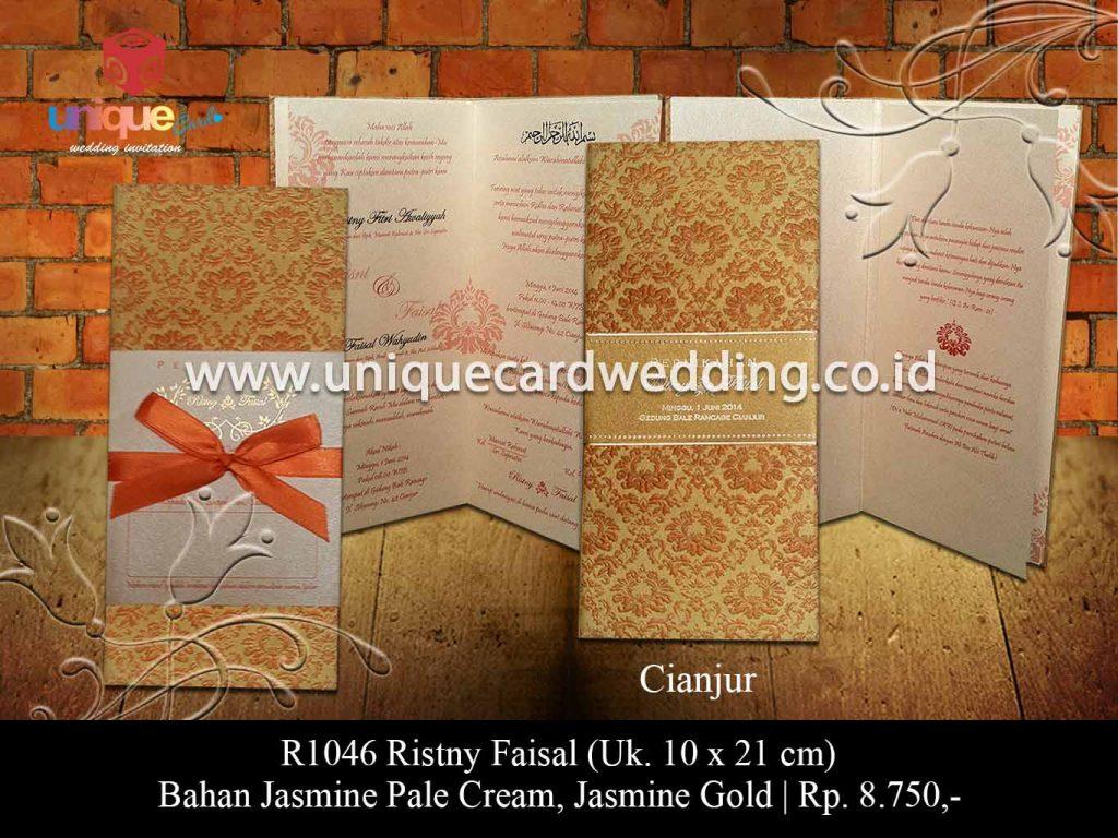 undangan pernikahan-Ristny Faisal
