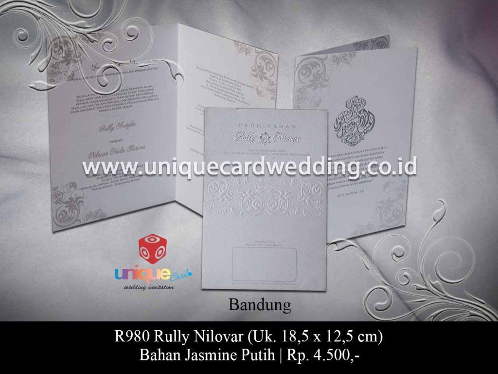 undangan pernikahan-Rully Nilovar