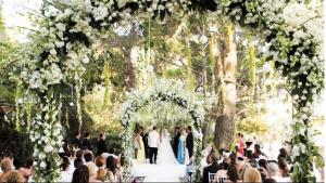 tema pernikahan unik