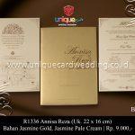undangan pernikahan annisa-reza
