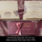 undangan pernikahan erlin-tulus