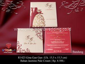 undangan pernikahan gina-gun-gun