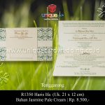 undangan pernikahan haris-ifa