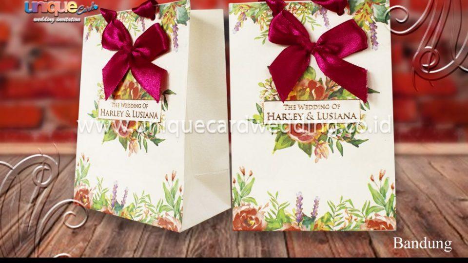 Harley Lusian Paper Bag
