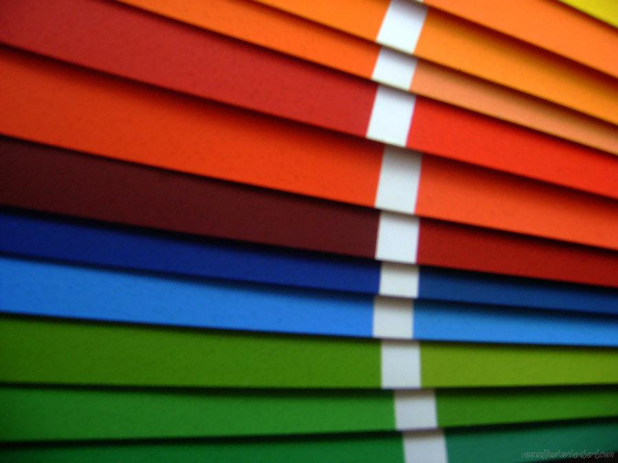Kartu undangan penuh warna