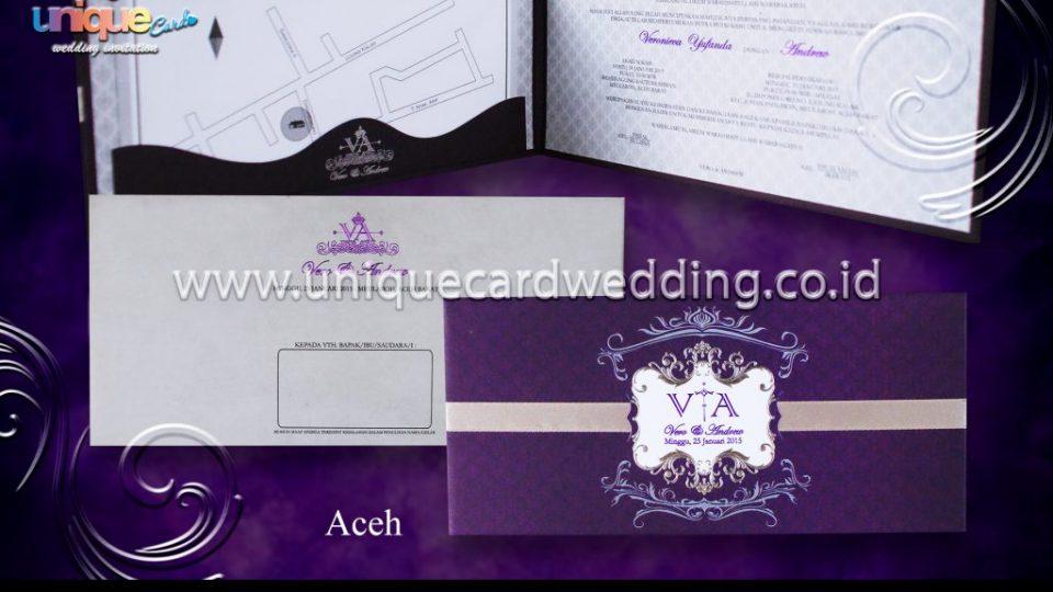 Undangan Pernikahan Vero Andrew